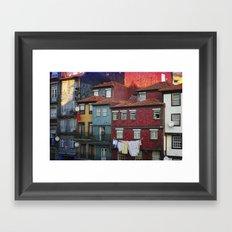 Porto, Portugal Framed Art Print