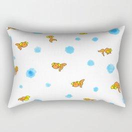 3 second what? Rectangular Pillow