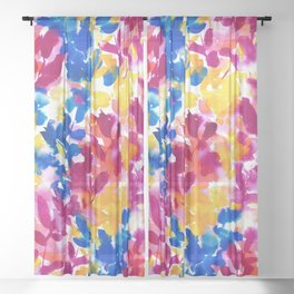 Intuition Bold Sheer Curtain