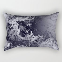 Rebel Waves Rectangular Pillow
