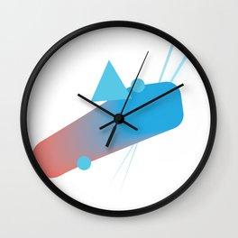 VaporSushi Wall Clock