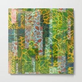 La Jungla Vocho [colorful] Metal Print