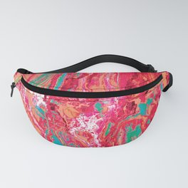 Living Coral Mood Fanny Pack