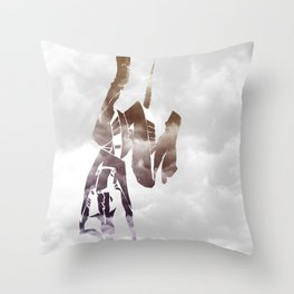 GMOLK '05 Throw Pillow