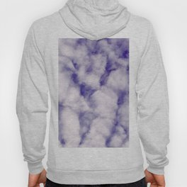 FLUFFY CLOUDS - BLUE SKY Hoody