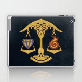 Ul'dha Flag - The Immortal Flames ( FFXIV) Laptop & iPad Skin