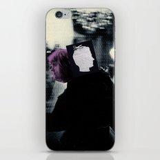 Women's power iPhone & iPod Skin