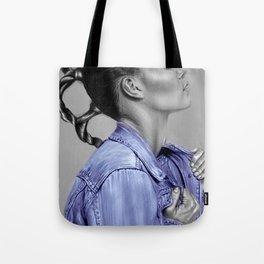 + Blue Jeans + Tote Bag