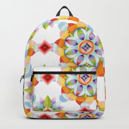 Beaux Arts Mandala Backpack