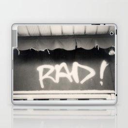 Rad Spectra B&W Laptop & iPad Skin