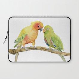 Parakeet - Friendship Laptop Sleeve