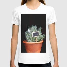 Lavender Plant T-shirt