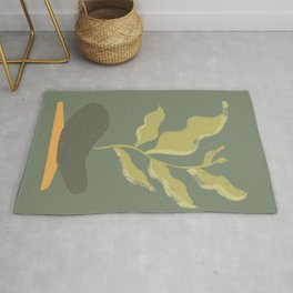 Sprout of life Rug