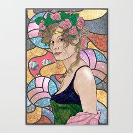 Deco Chic Canvas Print