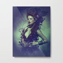 Gabrielle Metal Print
