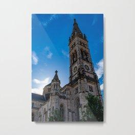 Stuttgart : Matthäuskirche Metal Print