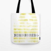 cara delevingne Tote Bags featuring Cara Delevingne by Clara J Aira