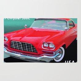 1957 Chrysler Rug