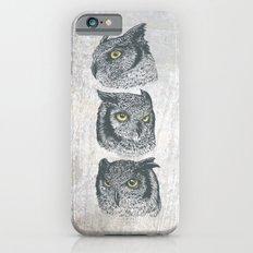 Three Owls Slim Case iPhone 6s