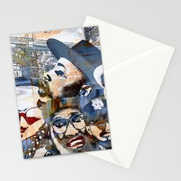 THINKING OF ROMARE Stationery Cards