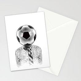 Soccer Fan Stationery Cards