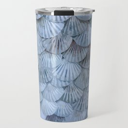 Elegant Seashells Travel Mug