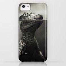 Baby crocodile iPhone 5c Slim Case
