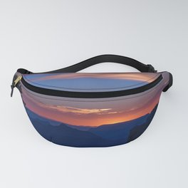 Colorful Sunset - North_Rim, Grand_Canyon, AZ Fanny Pack