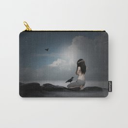 solitary confinement  Carry-All Pouch