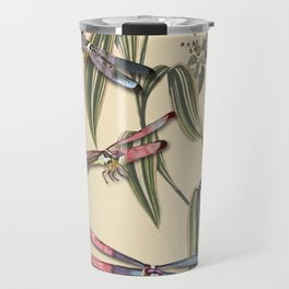 Dragonflies (A Study) Travel Mug
