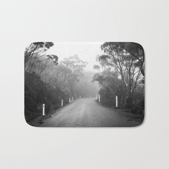 Mount Wellington Misty Road Bath Mat