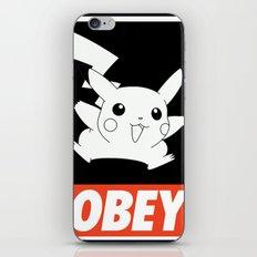 OBEY Picachu iPhone & iPod Skin