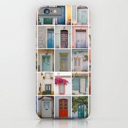 Travel Door Collection iPhone Case