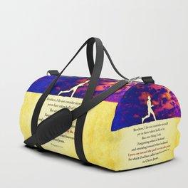 Press On! Duffle Bag