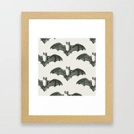 Bats 1 Framed Art Print