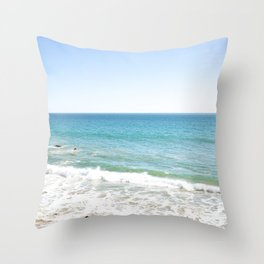 SoCality Throw Pillow