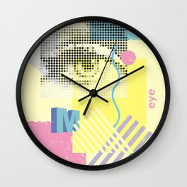 Marylin Wall Clock