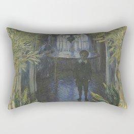 A Corner of the Apartment Rectangular Pillow