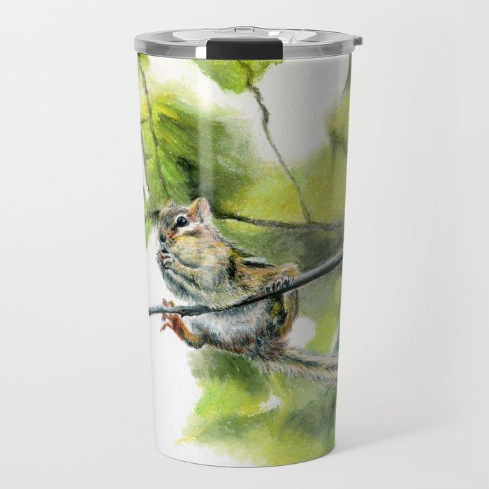 Balancing Act by Teresa Thompson Travel Mug