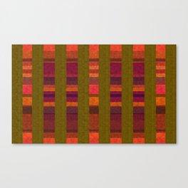 """Colorful Autumn Field"" Canvas Print"