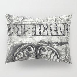 Art Beneath Our Feet Project - Gotland Pillow Sham