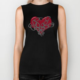 Break the Chain Biker Tank