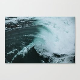 Surf Photography - Wave Canvas Print