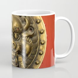 Chinese Lion Coffee Mug