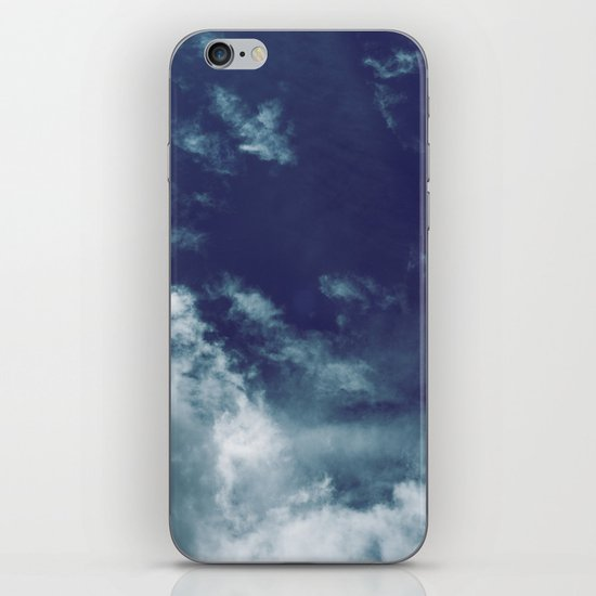 Dreamy Clouds I iPhone & iPod Skin