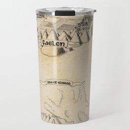 STORM SIREN Map (bk 1) Travel Mug