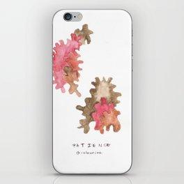 Matisse Inspired   Becoming Series    Patience iPhone Skin