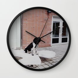 No. 7 Wall Clock