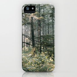 Lush Forest iPhone Case
