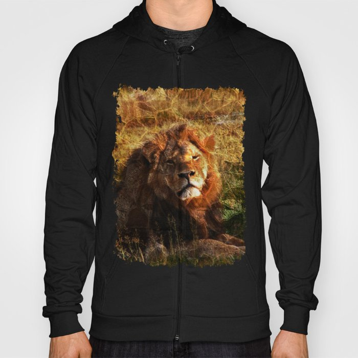 Cecil, the Lion Hoody